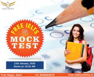 Free IELTS Mock Test - Jan 2020
